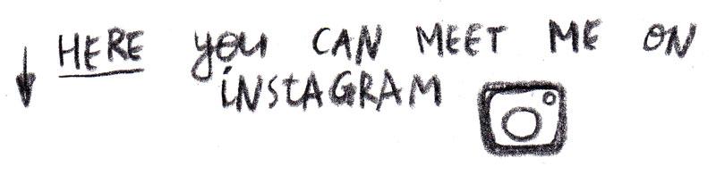 → а здесь - встретиться в Инстаграм